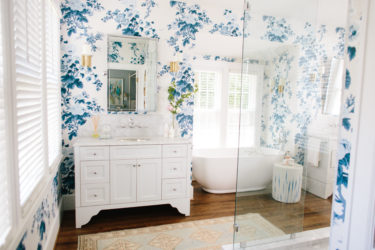 after photo professionally designed bathroom wilmington nc