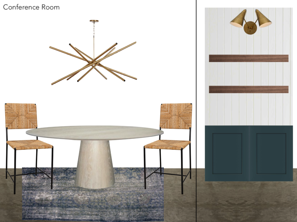interior design for conference rooms