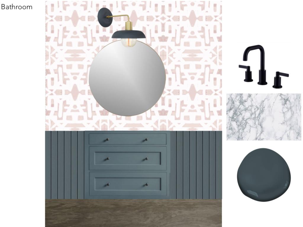 retail store bathroom design