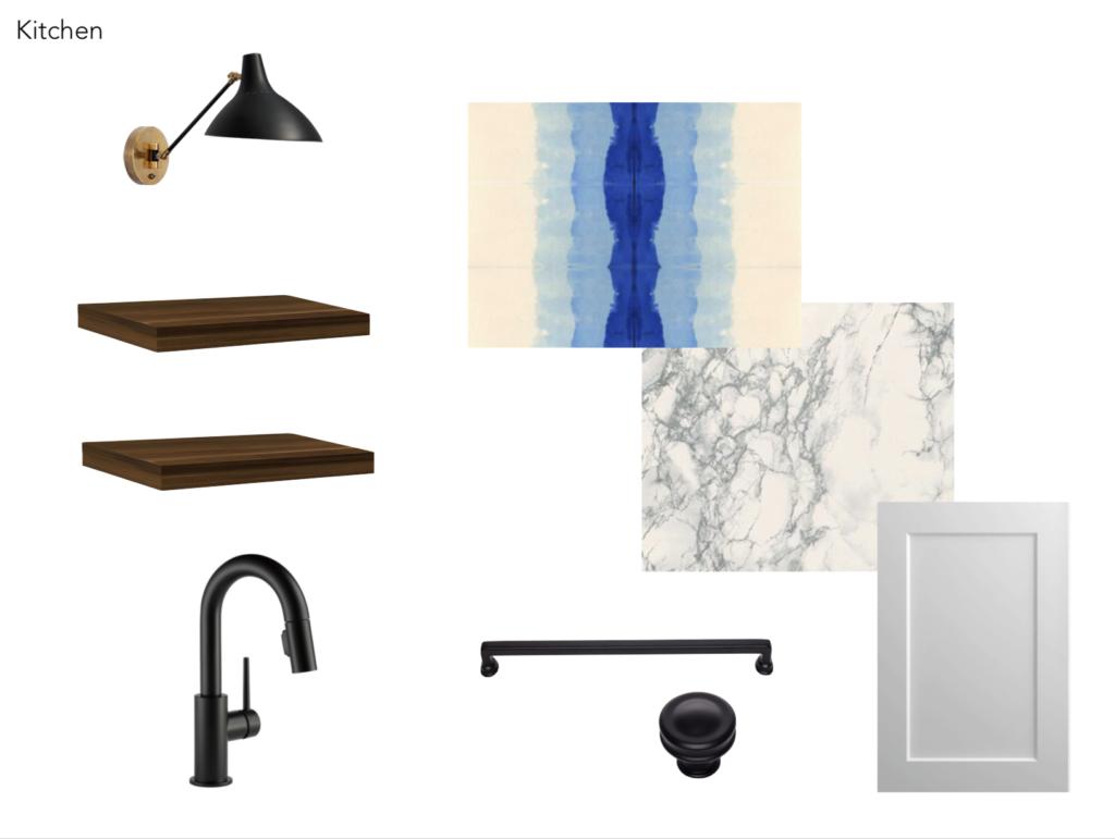 interior design office kitchenette