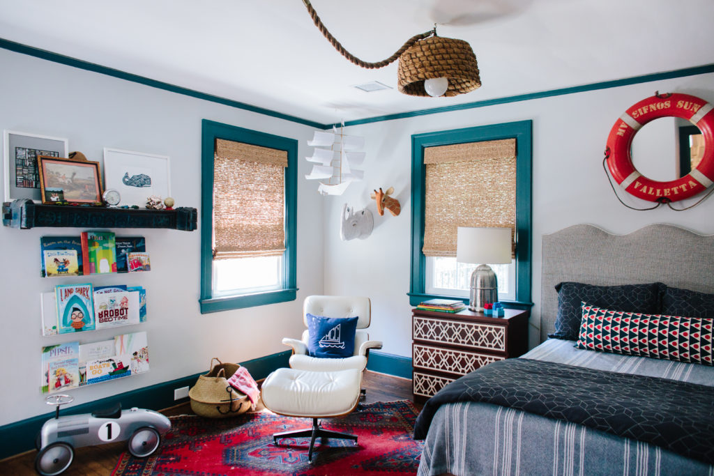 reverse blue and white boys bedroom designs