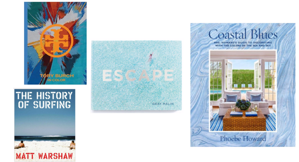 4 Coffee Table Books For Your Coastal Home Gathered Interior Designers