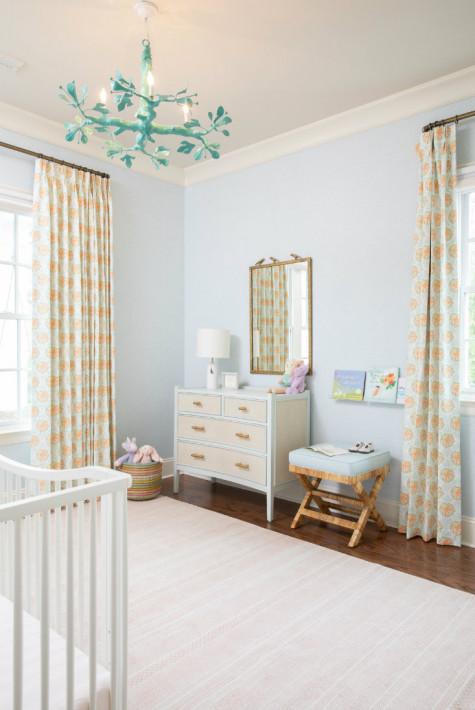 wilmington-nc-nursery-tree-leaves-branch-chandelier-light
