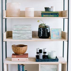 Collected Shelf