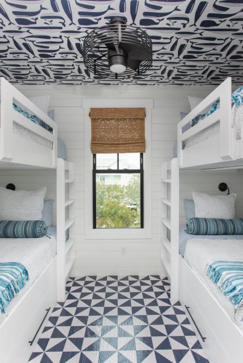 four-bunkbeds-quadruple-guest-room-beach-house