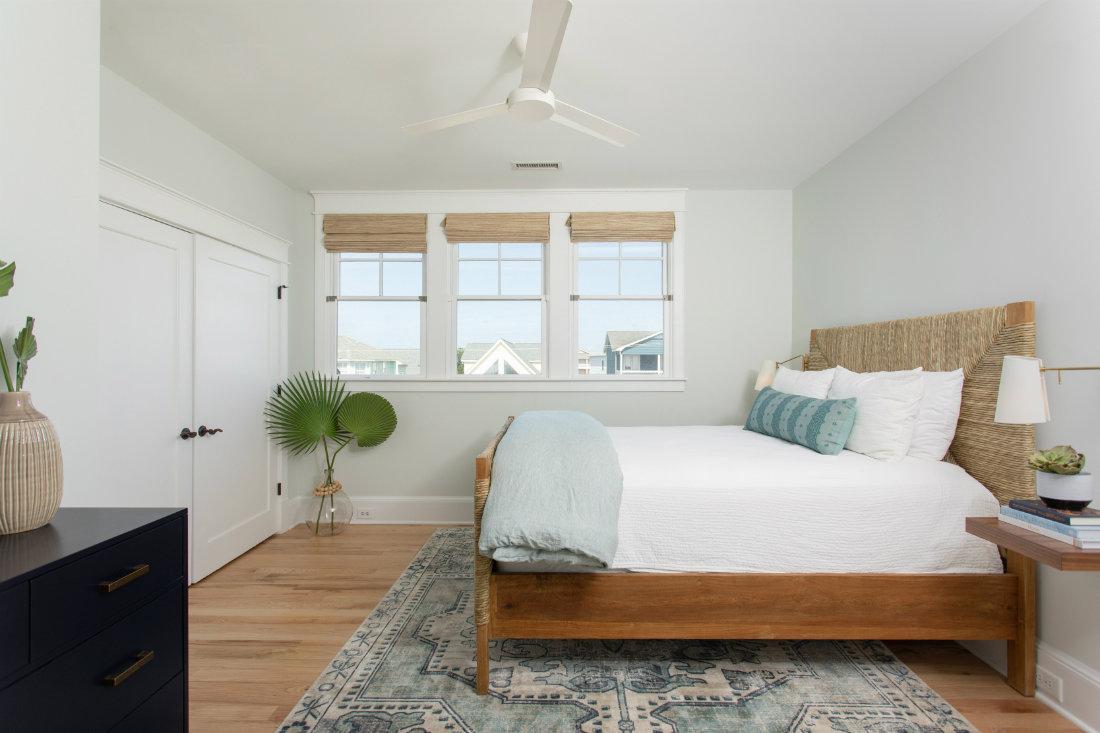 gathered-interior-design-bedroom-wood-bed-frame