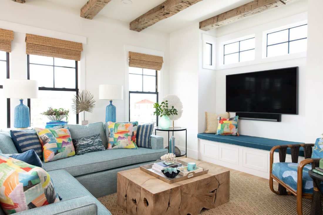 living-room-bench-seating-under-tv-live-edge-coffee-table