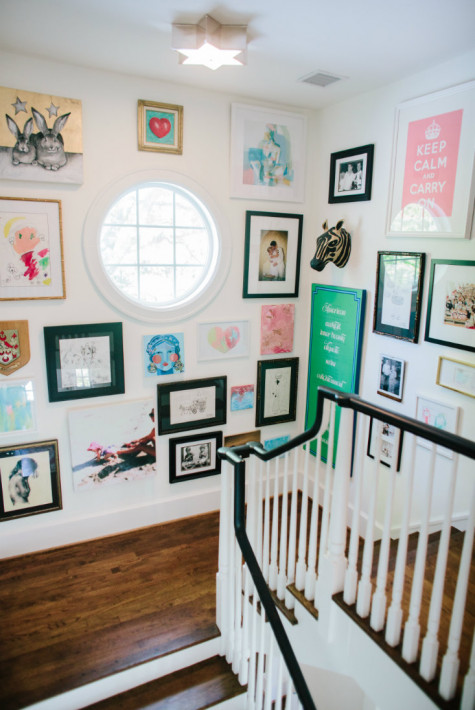 staircase-gallery-wall-art-gathered-interior-design