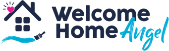 Welcome Home Angel Logo