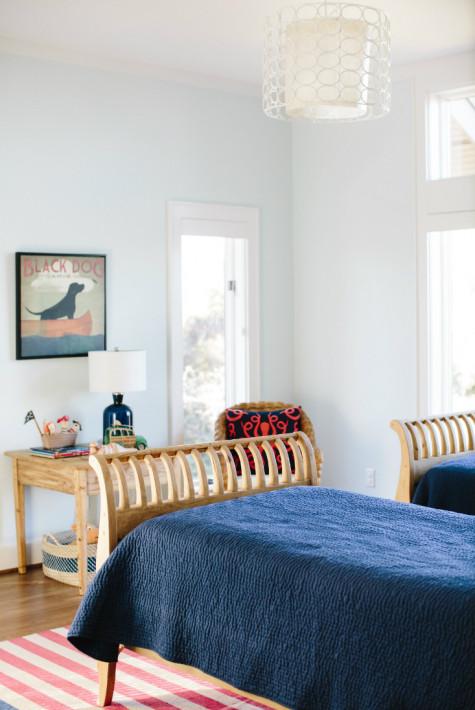 twin-beds-figure-eight-island-nc-beach-house