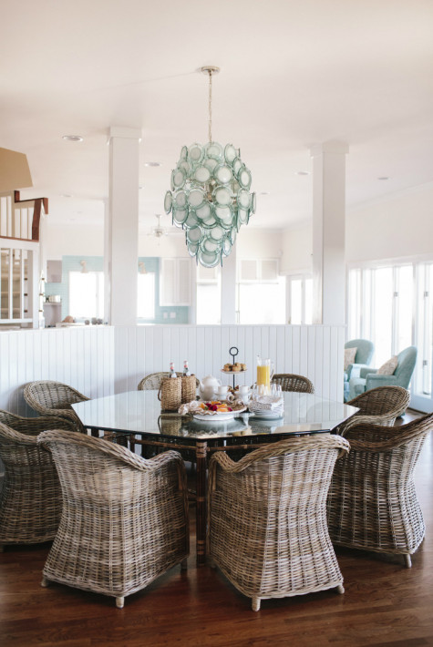 wicker-table-chairs-beach-house-nc-gathered