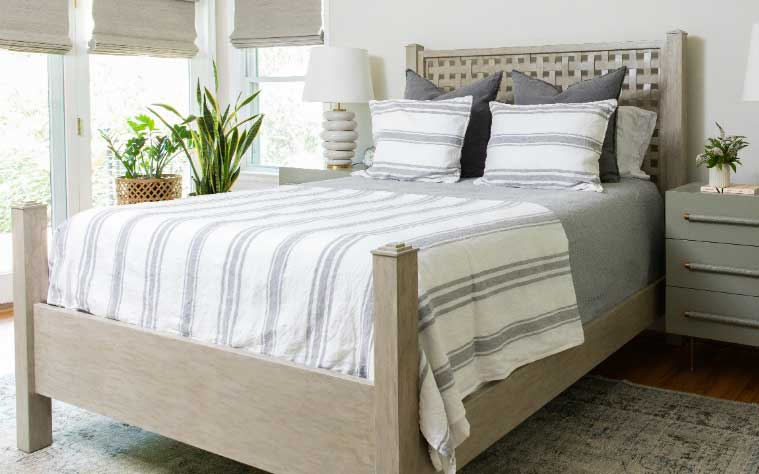 Bedding Inspiration By Gathered
