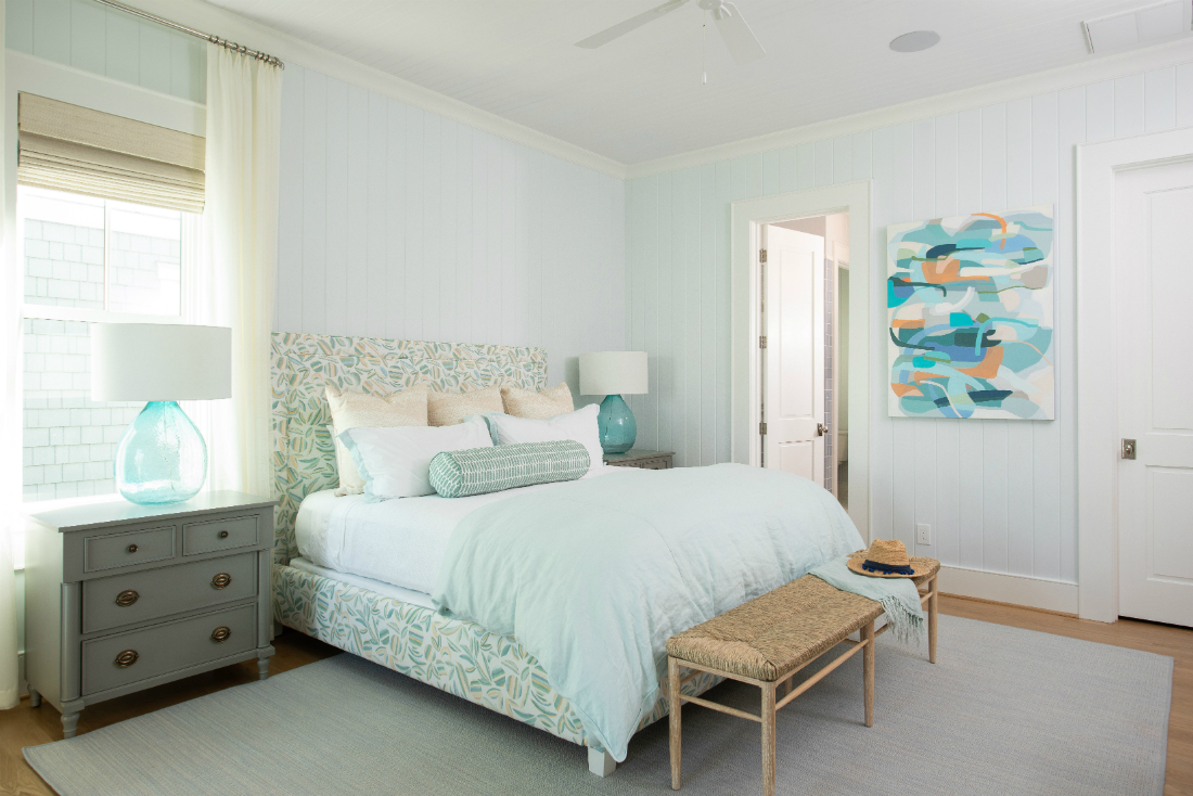 Gathered Interior Design Nc Bedroom Design