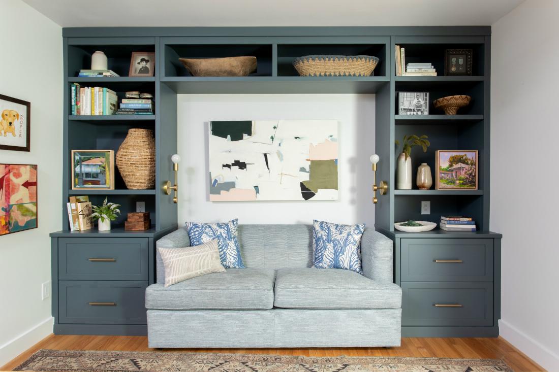 How to Style a Bookshelf Like a Pro
