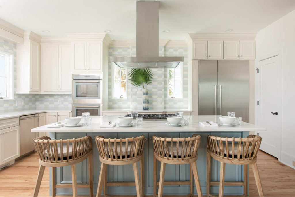 Kitchen Appliances Gathered Interior Design Nc