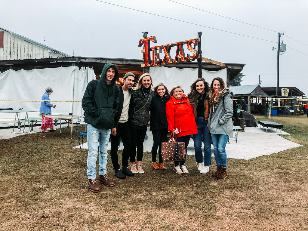 Travel Guide: Round Top, TX Antique Fair