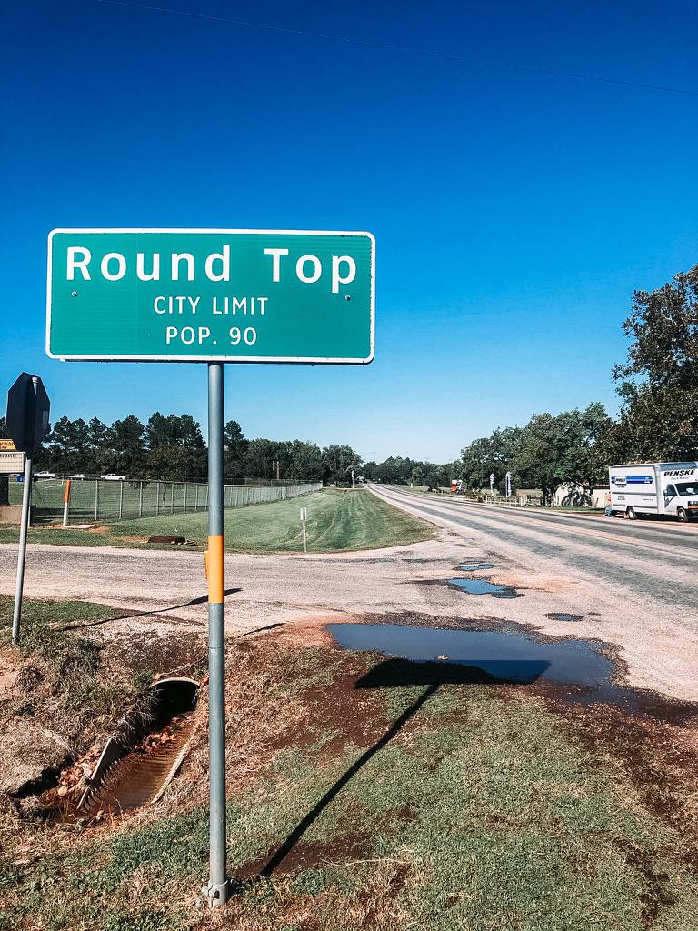 Round Top Tx Antiques Fair Travel Guide