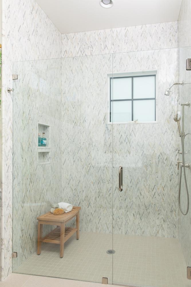 Shower Glass Wall Tile Sellers Tile Nc Gathered