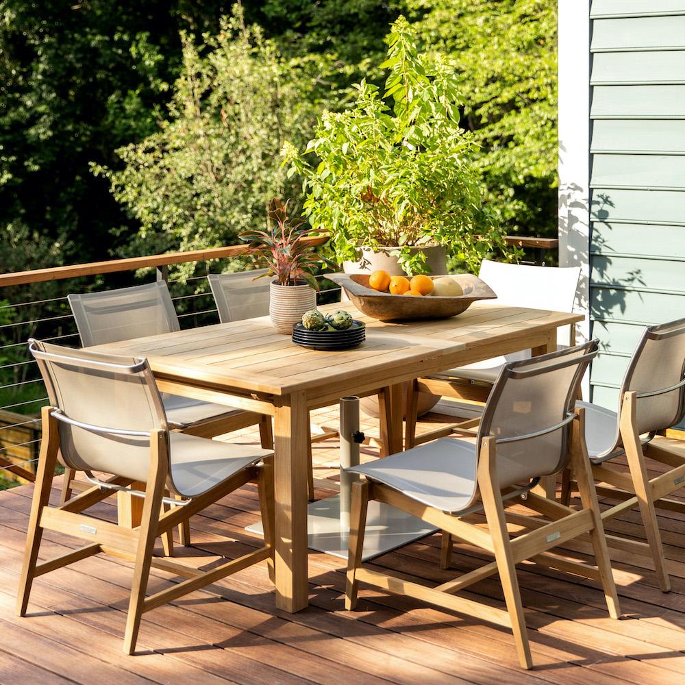 Outdoor Patio Space Gathered Interior Design