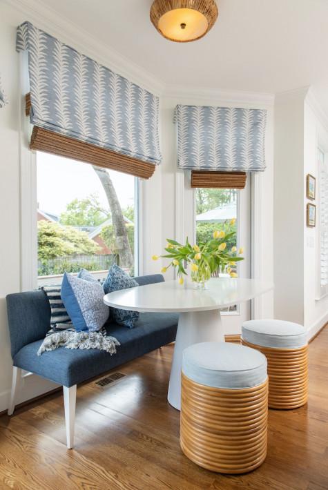 kitchen-breakfast-table-bench-stools-wimington-nc