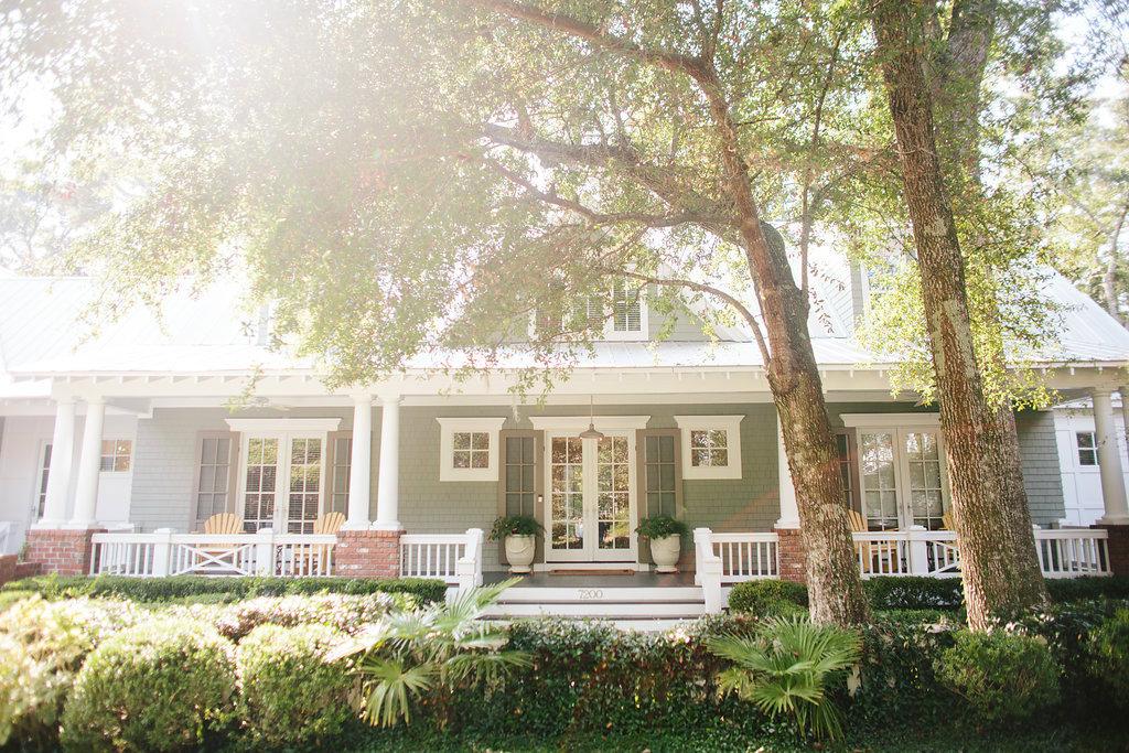 Wilmington Nc House Front Porch